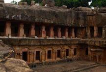 Around Bhubaneswar Puri & Konarak / The Golden Triangle of Odisha (Orissa)-Bhubaneswar Puri and Konark.Places of interest around this region