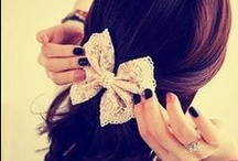 Bow Obsession / by Ashley Spears