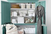 Organizing tips / Need help conquering clutter in your home? Try a few of our favorite home organization tips, tricks to keep your home running like a well-oiled machine! Pella.com  / by Pella Windows and Doors