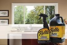Spring cleaning / Roll-up your sleeves and jump into spring cleaning. Make it more manageable with these suggestions. Washing your windows or doors? Visit Pella.com for tips from the window and door experts.