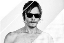 Norman Reedus!! / by Ashley Spears