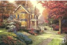 THOMAS KINKADE  / by Tami Justice