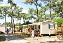 Les hébergements / campings
