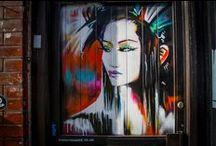 △ street art / arte de rua  urban art