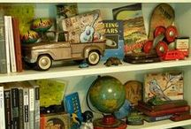 VINTAGE COLLECTIBLES / Things I would love to add to my collection! / by Cherri Simonds