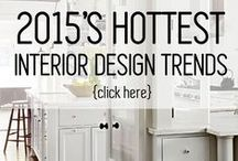 2015 Home Design Trends