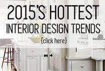 2015 Home Design Trends