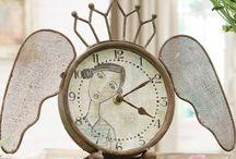 Time flies / Ti♏Ǝ / by Frederike Nickelsen