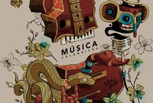 Musica / Music says it all / by Frederike Nickelsen