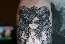 Tattoos. / by Izzy Mckinney