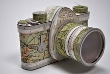Photography/cameras / Vintage and modern / by Frederike Nickelsen