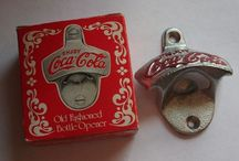 Coca Cola/soda's/lemonades / Non alcoholic drinks / by Frederike Nickelsen