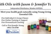 Faith-Oils.net / Jennifer and her husband Jason are Independent Distributors for the best quality essential oils available.  Visit their website at www.Faith-Oils.net to find out more.  (Member # 1972311) / by Jennifer Young