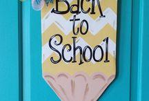 Σχολείο-Διακοσμηση