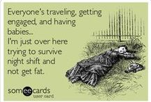 Surviving Night Shift. / by Maria Cooke