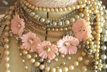 Vintage / I love vintage, shabby chic, pale colors and materials.