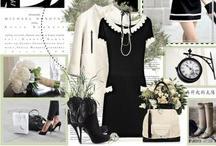 Woman's fashion / Fashion with a Chantie twist.... ;0)