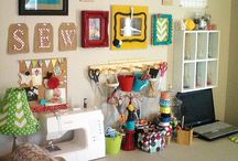 Craft Room / by Carrie Anderson
