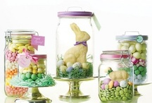 Holidays / Christmas, Easter, Halloween; just great holiday decorating ideas.