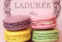 {sweets} / sweet indulgences  / by Justine Slous