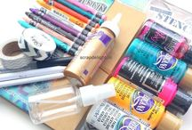 Craft / Crafty supplies you can't make yourself