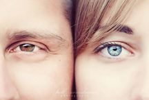 his & her photo ideas / by Cortlyn Nace