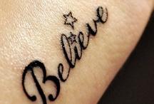 Tattoos / by Carol Wilson