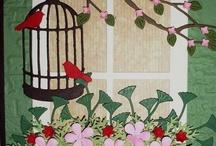 Window Cards / Madison Window Dye / by Sandra Kubu
