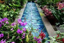 Ang's Dream Gardens/landscapes / Gardens and landscape envy!! / by Angela Fravel