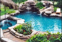 Ang's Pool Paradise / Beautiful swimming places!