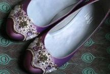 ISO the Perfect Pair of Purple Shoes! / by Katy Sakai