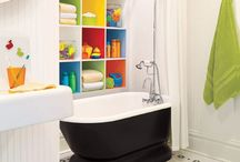 Ang's Home Deco - Bath / Beautiful bathrooms!!