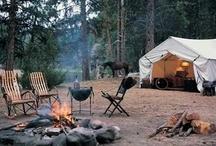 Camping ~ Fishing ~ Outdoors / by Elda Kinnee