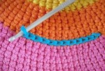crochet tips, tutorials, etc. / by Angela Glidewell