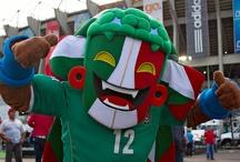 Kín / La Mascota de la Selección Mexicana, La Mascota del Tri #Futbol #Soccer #Sports #Mexico #SeleccionMexicana