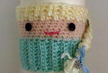 Knitting & crochet / by Mery Nouri
