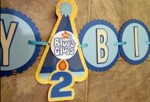 Blue's Clues Party