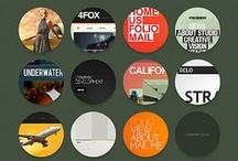 Web & UI Design / A collection of web and interface designs