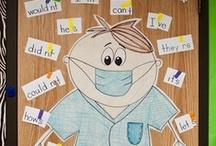 Classroom: Grammar & Spelling