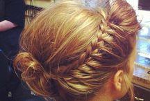 hair / by Rachel Halabuk
