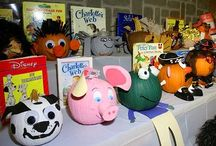 Pumpkin Decorating Ideas / This board is a round up of neat ideas for decorating pumpkins.