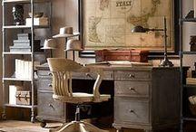 Vintage Office / by Elda Kinnee