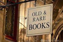 Old Books / by Elda Kinnee