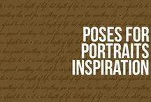 Poses for Portraits Inspiration