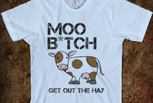 Baby Shower / Melle Moo (Cow Theme)  / by Amanda Satterwhite