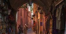 marrakech; morocco 2015