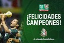 Copa Confederaciones México 1999 / Fiesta tricolor en Casa.