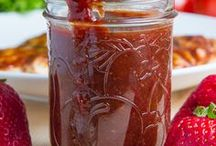 Canning and Condiments / Even if you're not brave enough to dive into the world of canning yet, you can make plenty of freezer jams, refrigerator pickels, and kicked up condiments with these recipes.