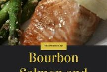 Seafood Recipes / Recipes for all types of seafood, from the oceans to the rivers are here.  Salmon, trout, shrimp...it's all here.