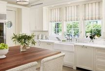 Dream Kitchen / What's in your dream kitchen?  Is it an utterly organized pantry, a large marble island, or the perfect pendant lights?  You'll find tons of inspiration here.